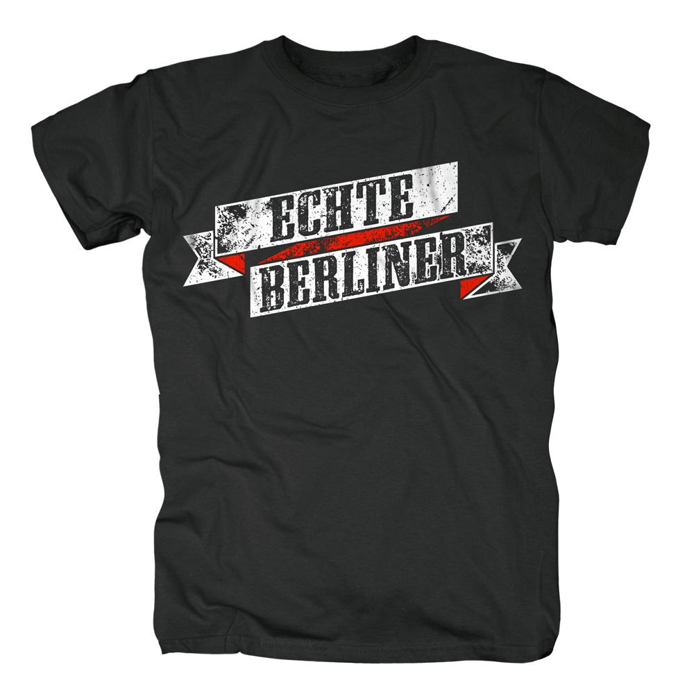 Berliner T-Shirt schwarz