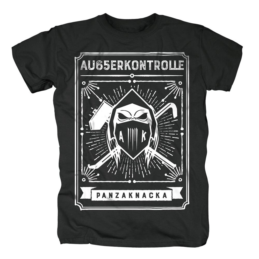 T-Shirt T-Shirt schwarz