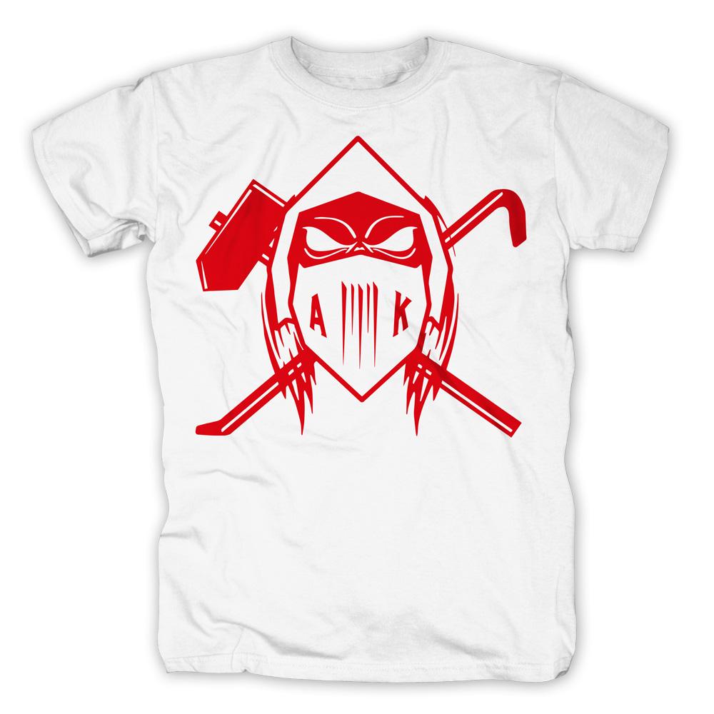 T-Shirt T-Shirt weiß