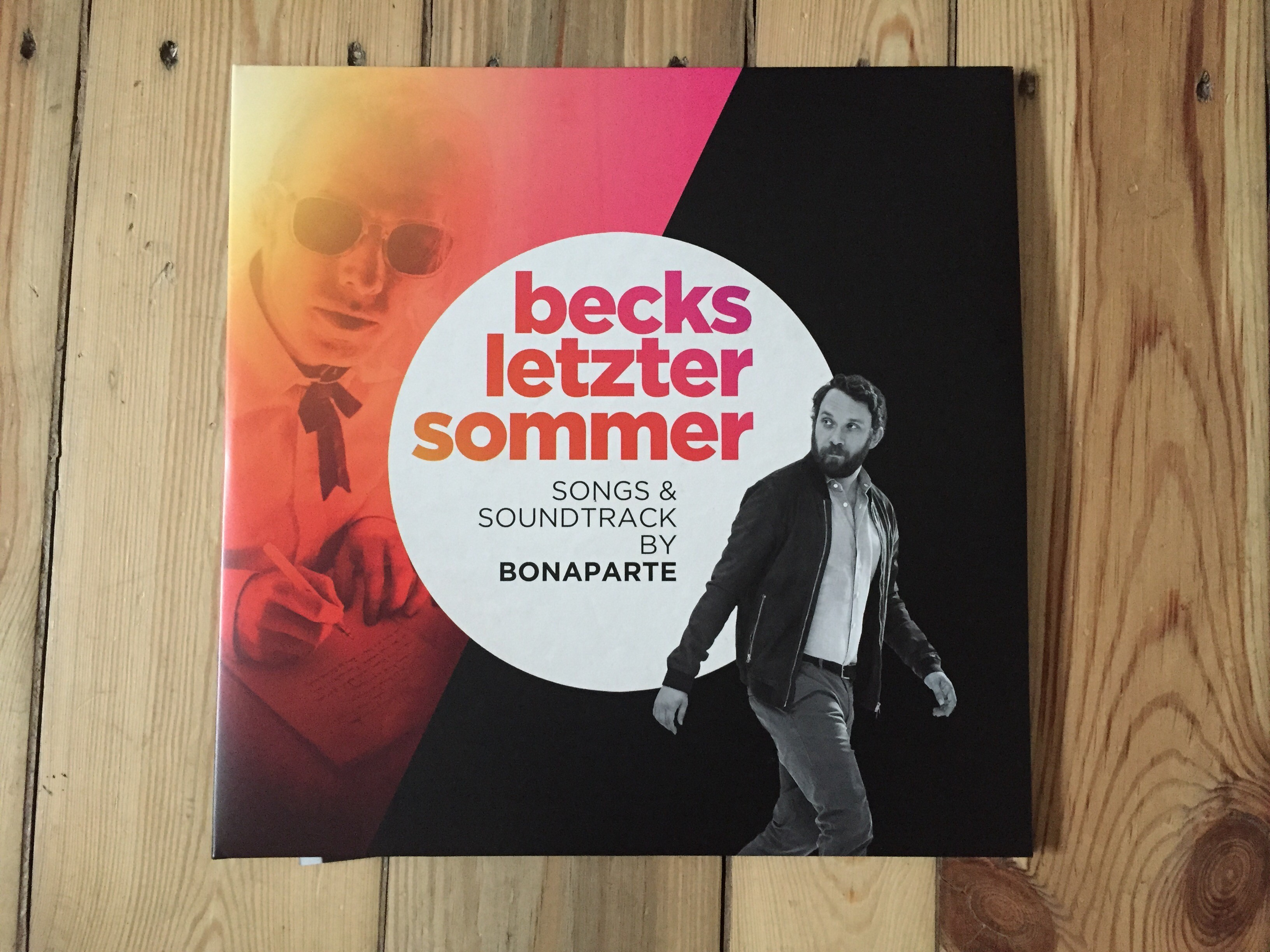 Becks letzter Sommer Doppel LP