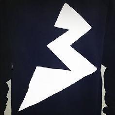 Blitz Sweater schwarz