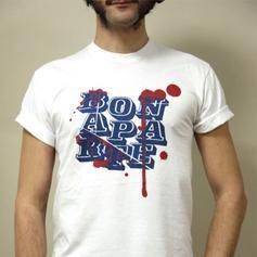 Estra T-Shirt weiß