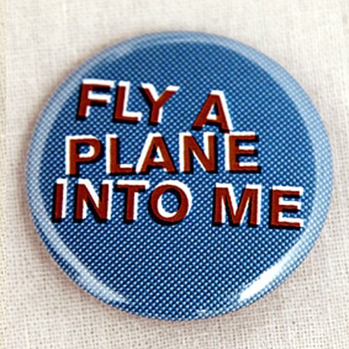 Fly a Plane Button