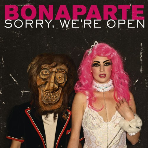 Sorry we're open Doppel LP