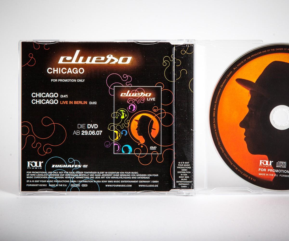 Chicago Single CD