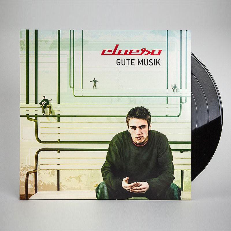 Gute Musik Doppel LP+CD