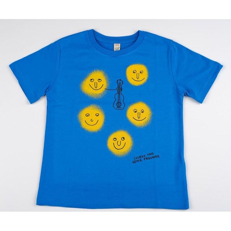 Lichter Kids Shirt blau