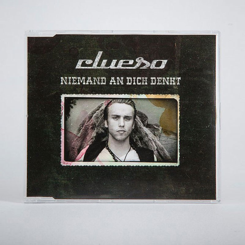 Niemand an dich denkt Single CD