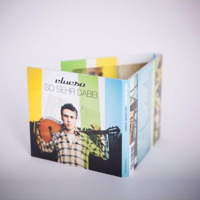 So sehr dabei Premium CD+DVD