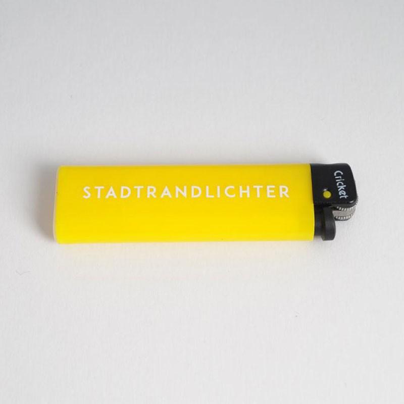 Stadtrandlichter Feuerzeug