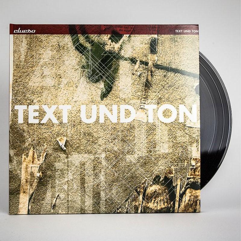 Text und Ton Doppel LP+CD