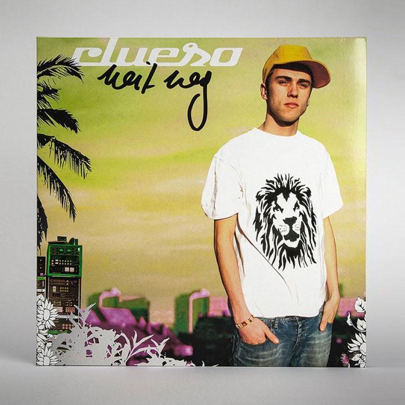 Weit weg LP+CD