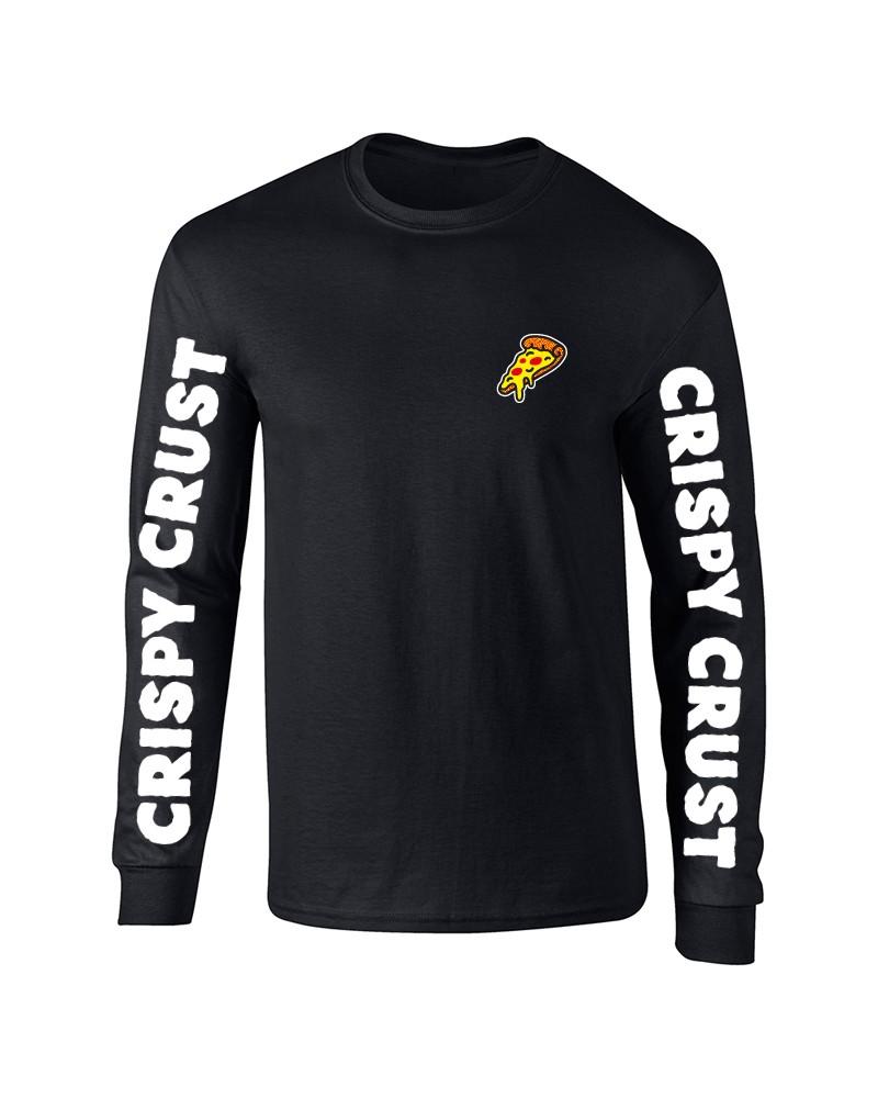 "Crispy Crust Records ""Logo"" Longsleeve"