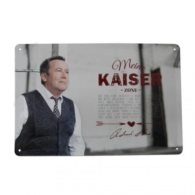 Kaiserzone Metalplate