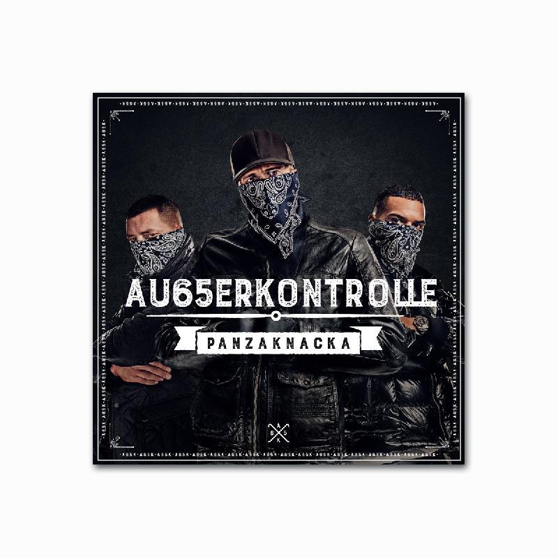 AK Ausserkontrolle - Panzaknacka CD CD