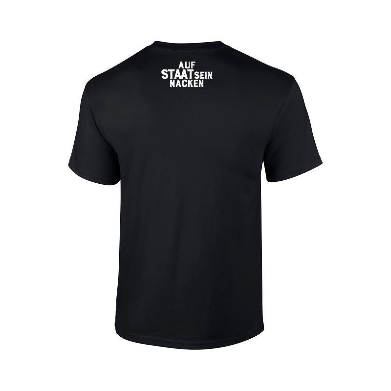 ASSN T-Shirt T-Shirt Schwarz