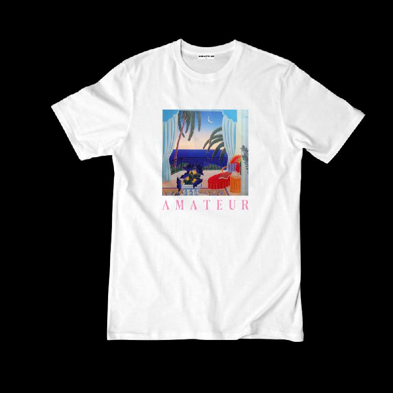 Holiday T-Shirt weiss