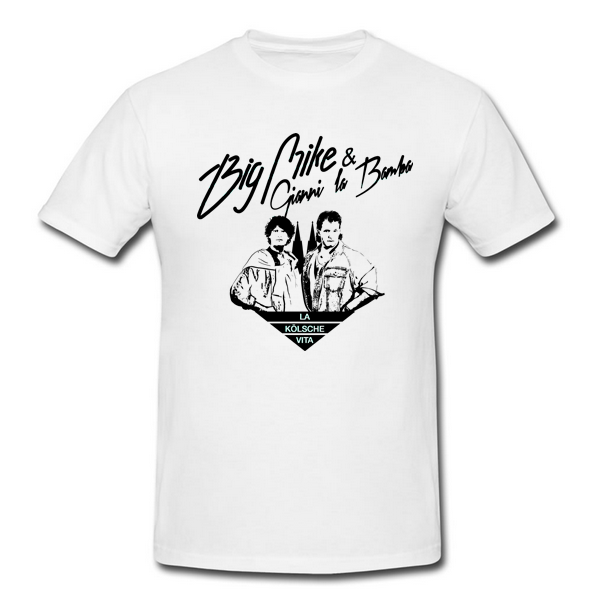 La Kölsche Vita T-Shirt Weiss