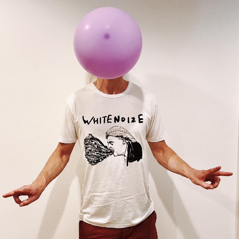Whitenoize T-Shirt T-Shirt Weiss