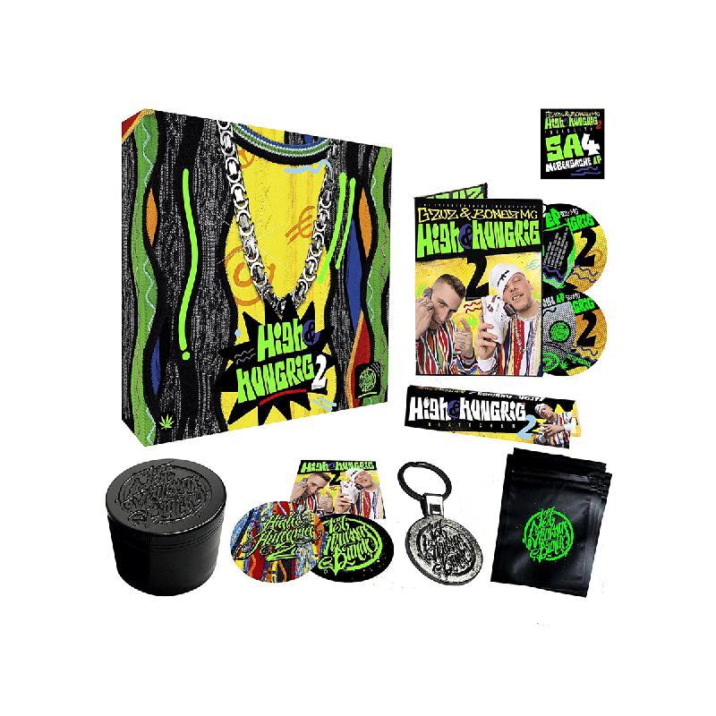 Bonez MC & GZUZ - High und Hungrig 2 BOX Premiumbox