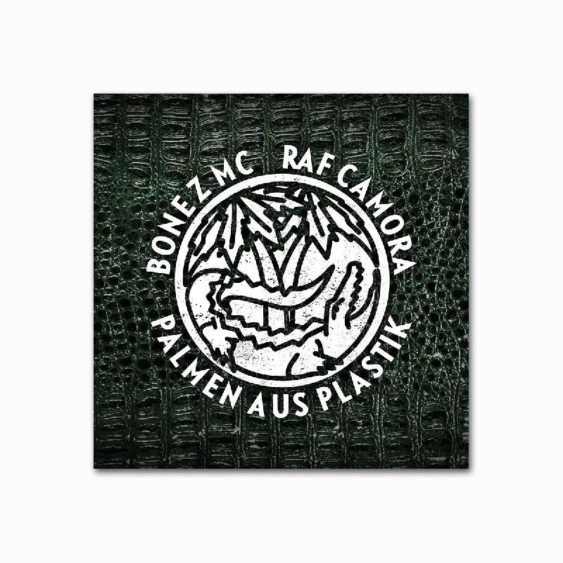 Bonez MC & RAF - Palmen aus Plastik CD Faltung CD