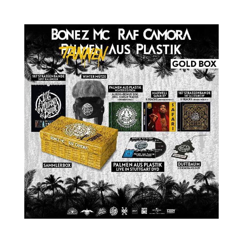 Bonez MC & RAF - Tannen aus Plastik BOX Premiumbox