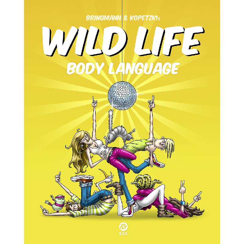 WILD LIFE 3 - SIGNIERT Buch Restposten Hardcover