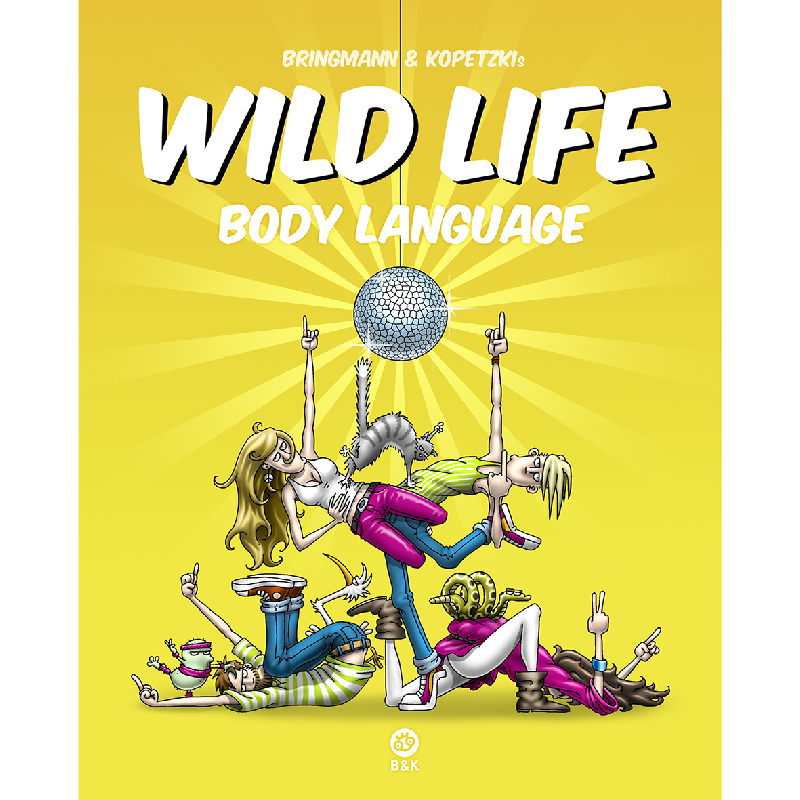 Wild Life - Body Language Buch