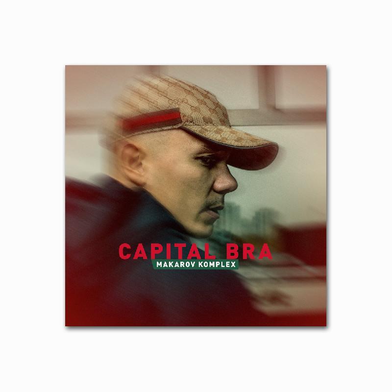 Capital Bra - Makarov Komplex CD CD