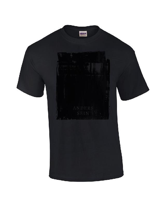 Anders Sein T-Shirt schwarz