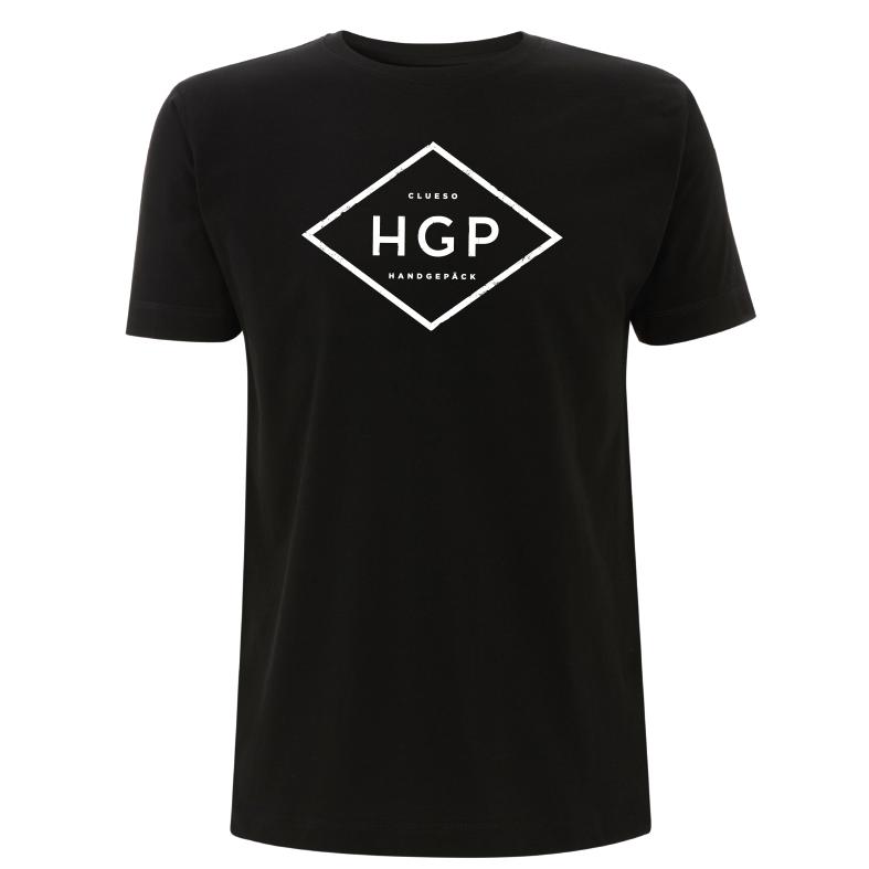 HGP T-Shirt Schwarz