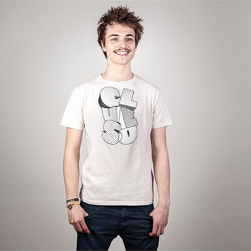 Logo T-Shirt weiss