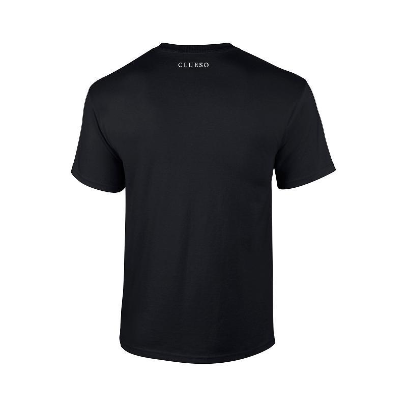 Neuanfang T-Shirt schwarz