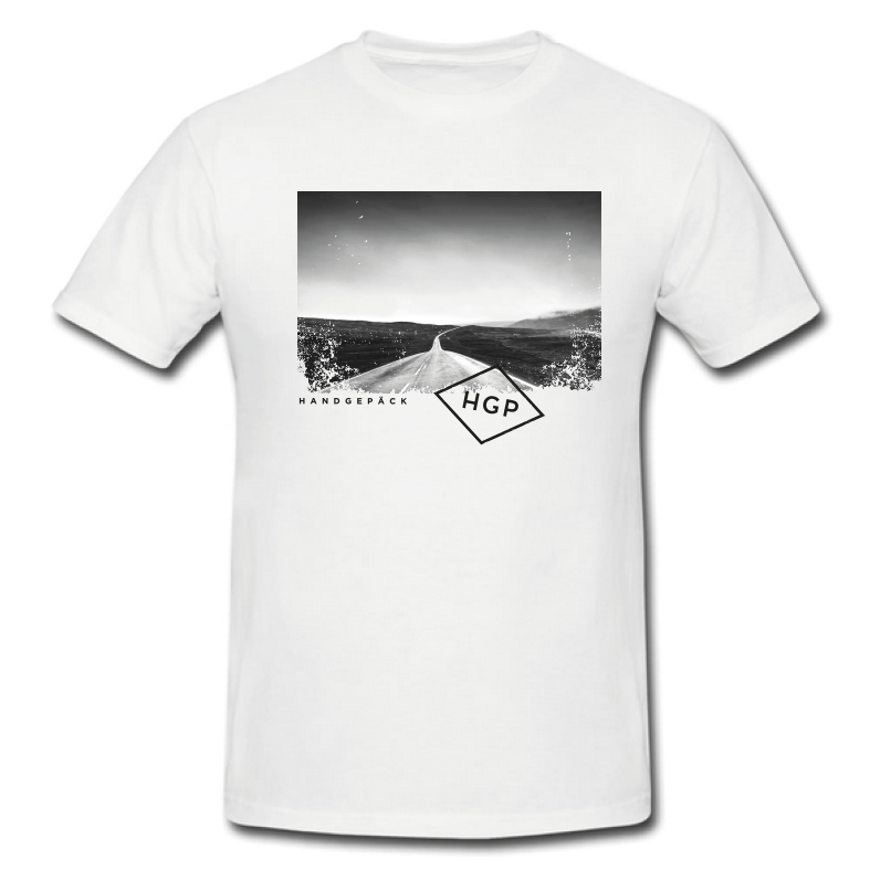 Picture HGP T-Shirt Weiss