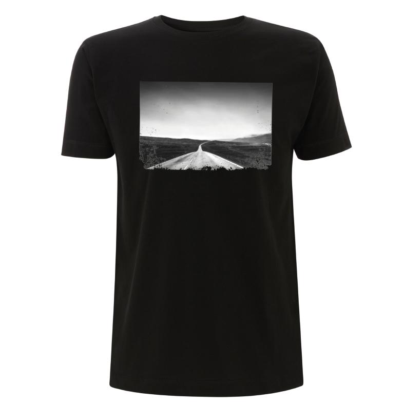 Picture T-Shirt Schwarz