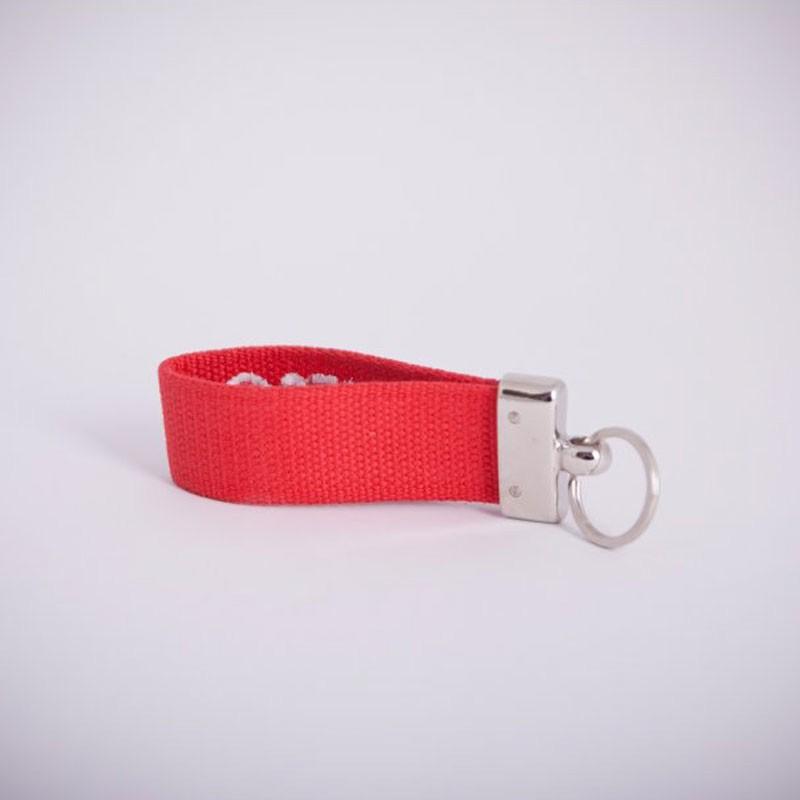 Schlüsselanhänger Schlüsselanhänger rot