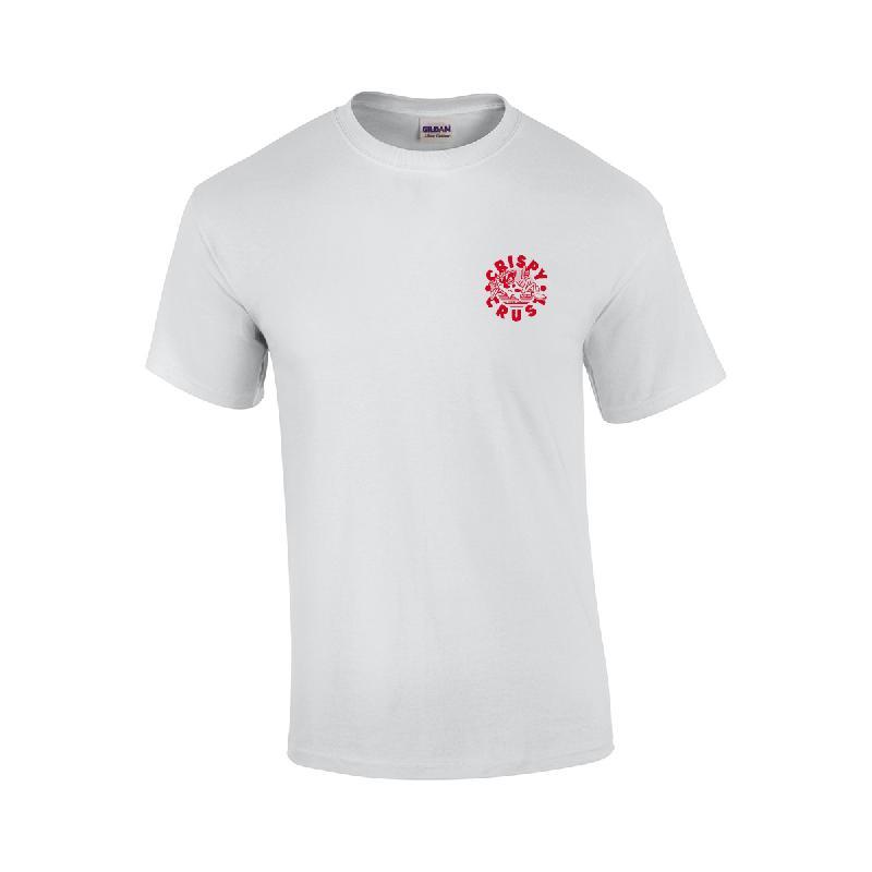 Italo T-Shirt Weiss