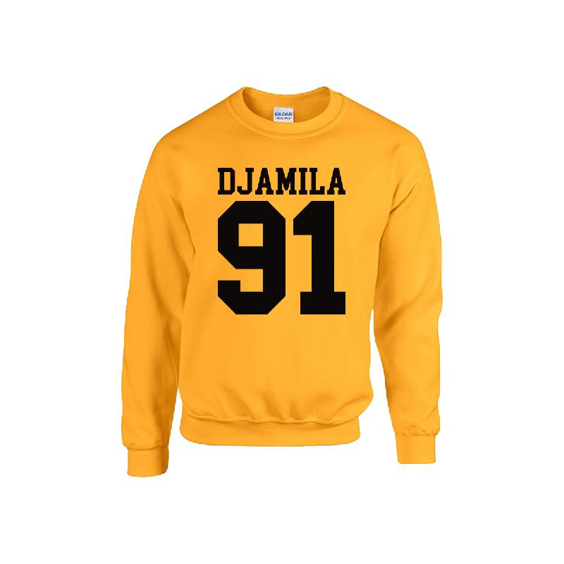 91 Sweater Sweater Yellow/Black
