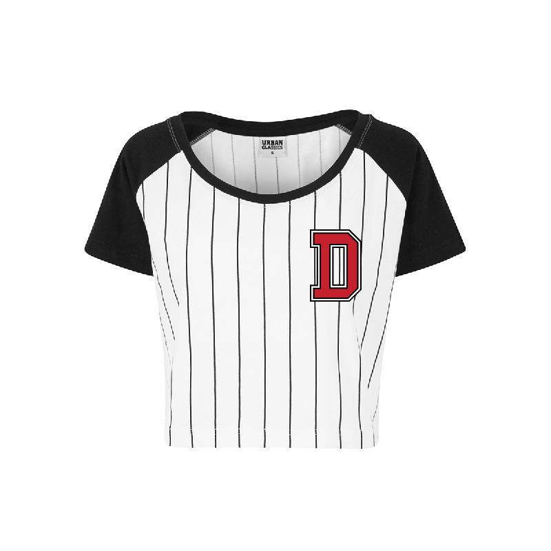 Baseball Top Girlie