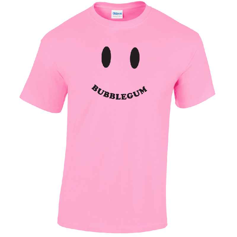 Bubblegum T-Shirt Pink