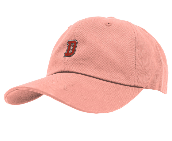 Djamila Cap Cap One Size Fits All Pink