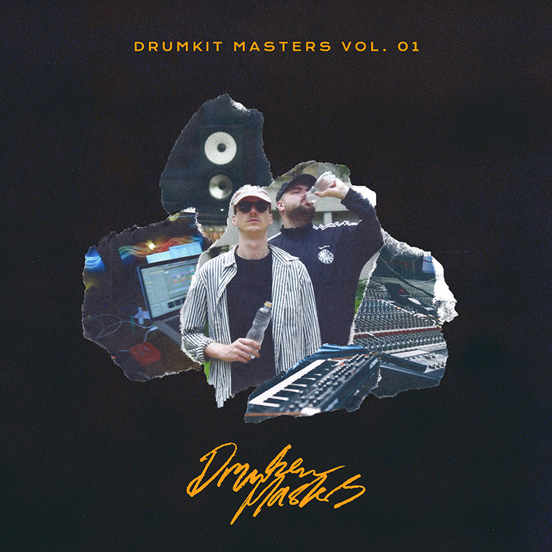 Drumkit Masters - Vol.1 Zip Download