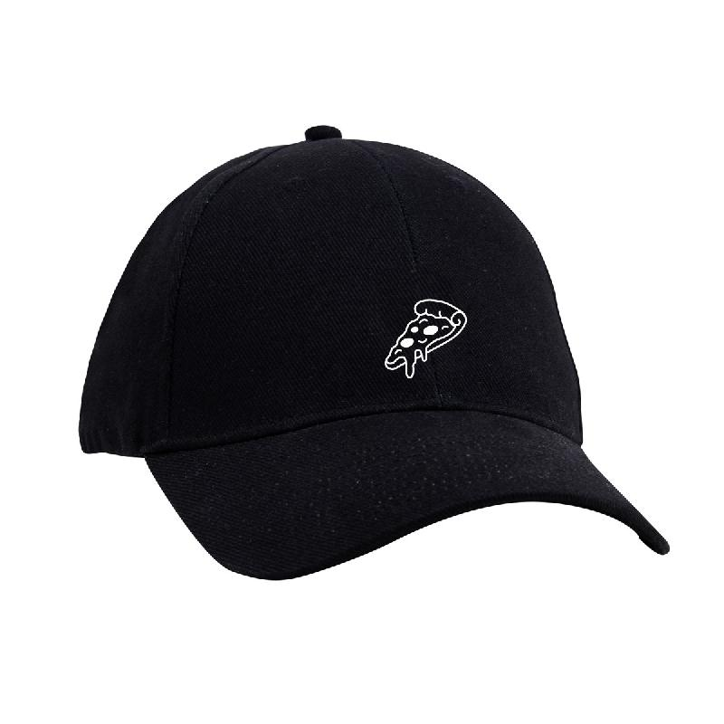 Pizza Cap One Size Fits All schwarz