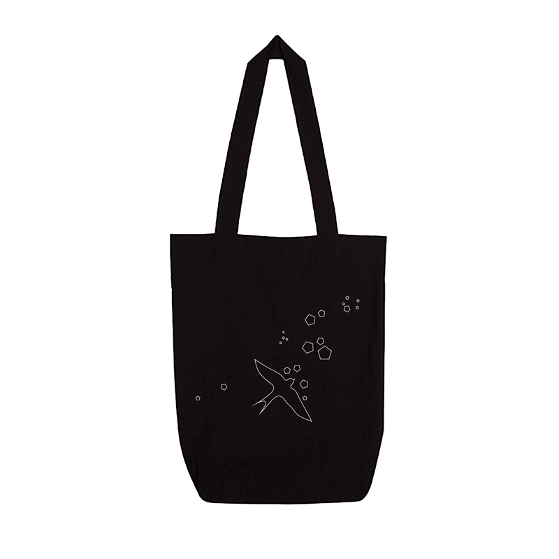 COLLAECTION   BAG LOGO ART Bag unisex, black