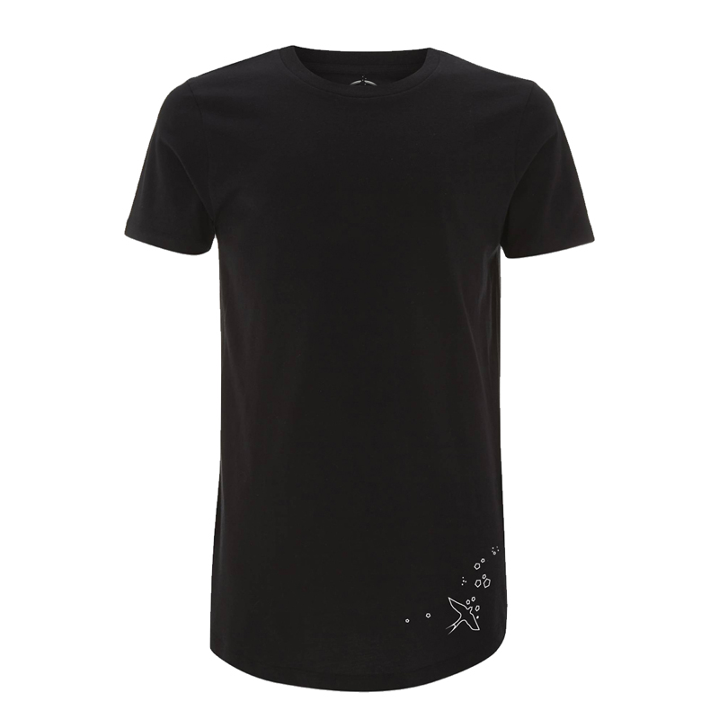 LOGO ART TEE T-Shirt men, black