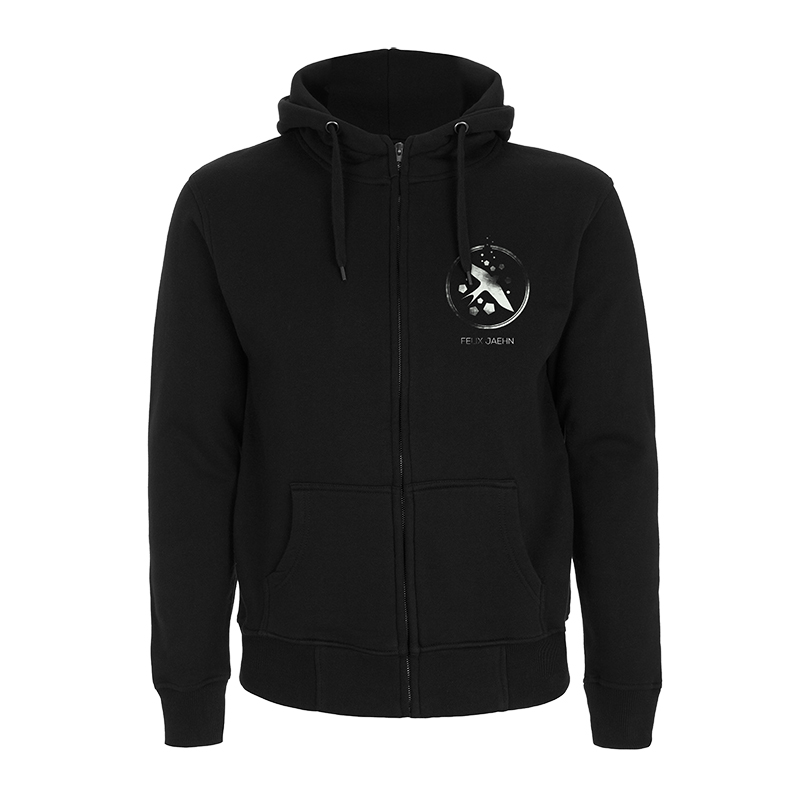 COLLAECTION ZIPPER     LOGO Zipper unisex, black