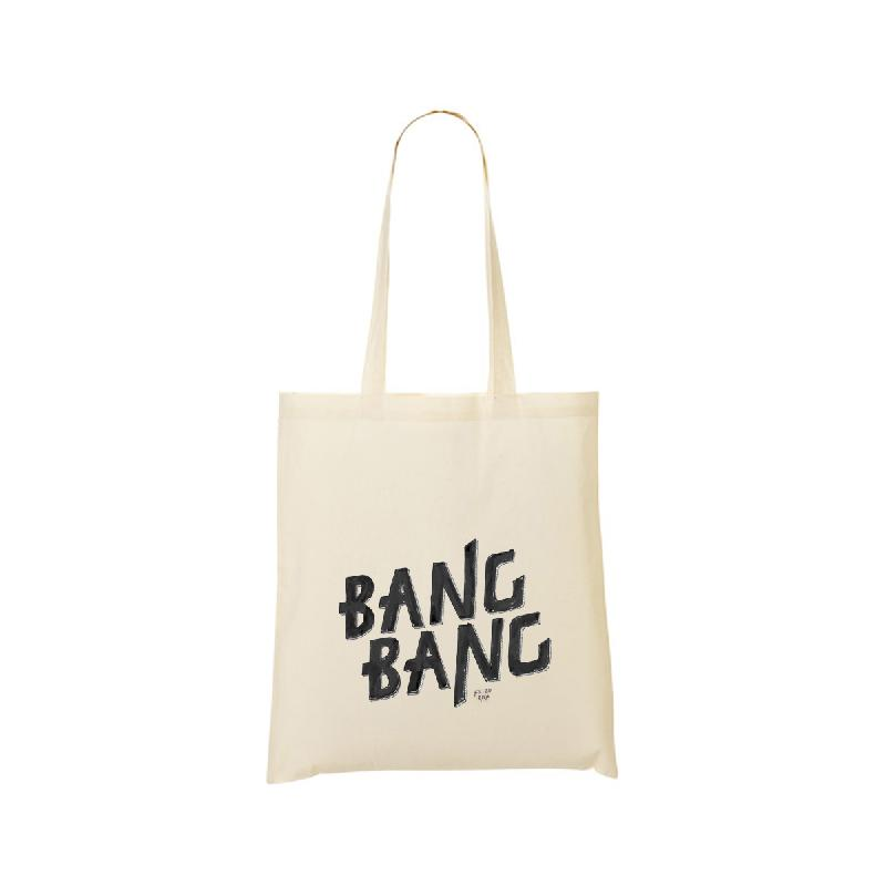 Bang Bang Cotton Bag nature