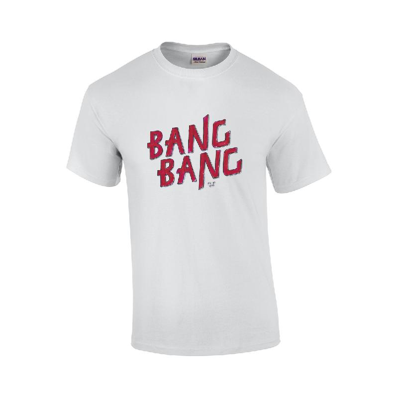 Bang Bang T-Shirt white