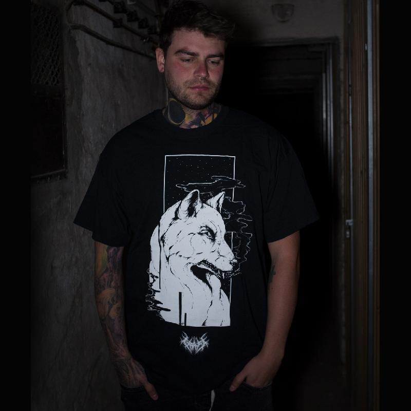 Icewolf T-Shirt Schwarz