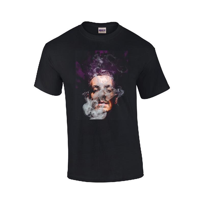 Cover T-Shirt Schwarz